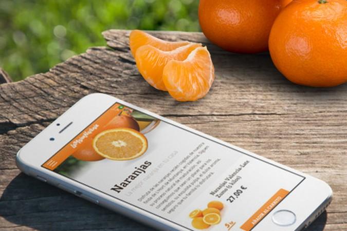 LaMejorNaranja 3.0, preparando una tienda online para móviles