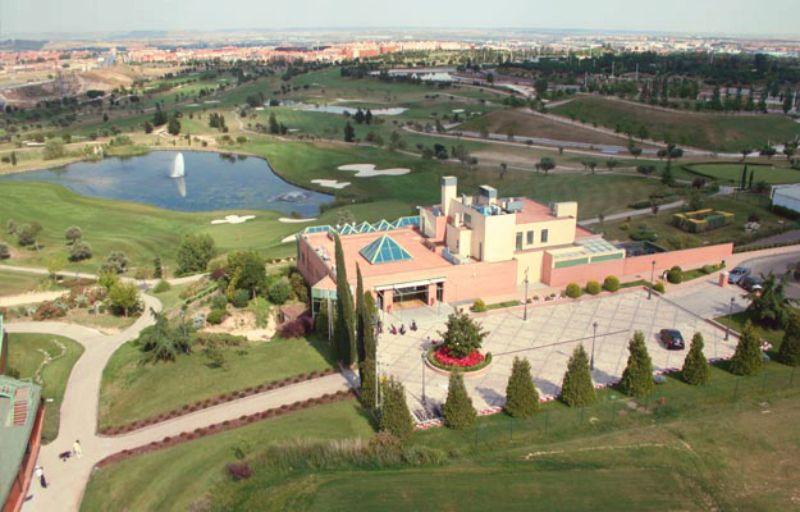 Vista panorámica de El Mirador del Olivar