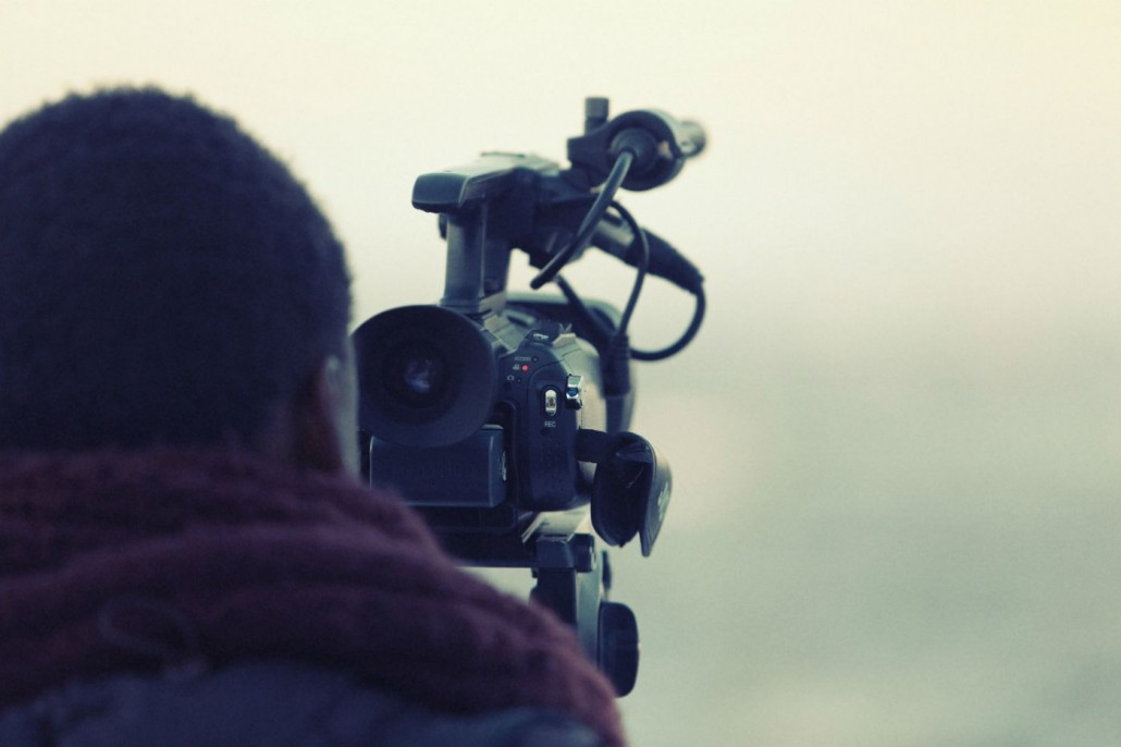Cámara de vídeo para vídeo marketing