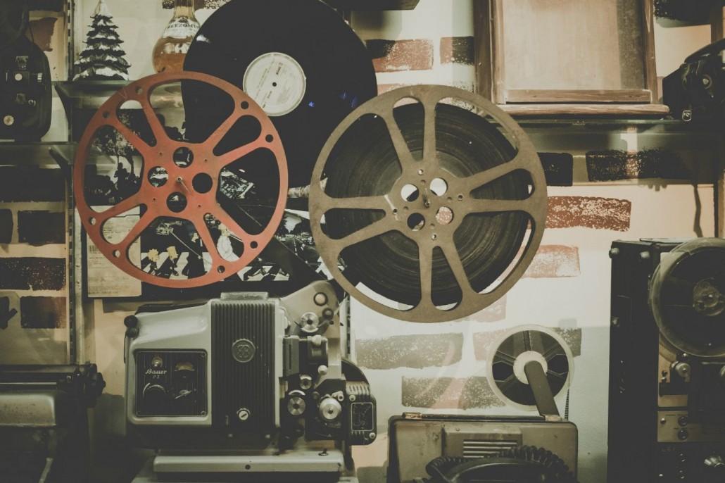 Cámara de vídeo para estrategias de vídeo marketing