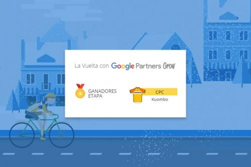 Empezamos el año con un premio de Google en Kuombo