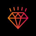 Valores de Kuombo como empresa - Diamante