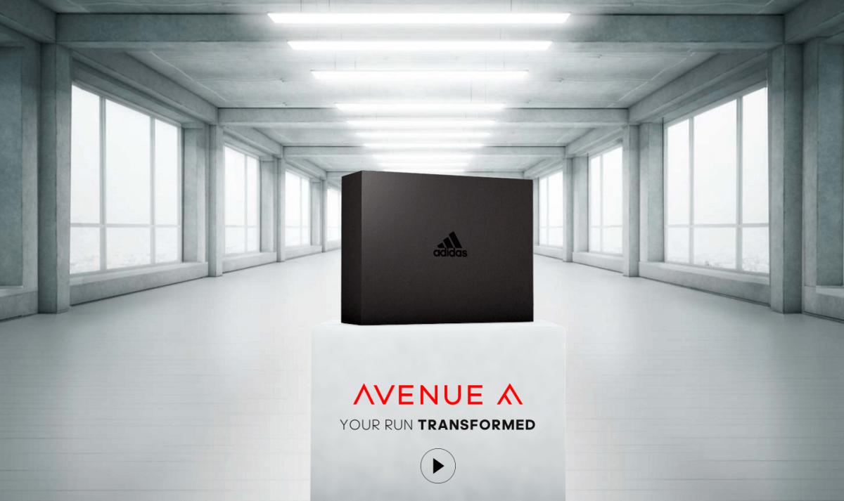 Discovery shopping en Anevue A de Adidas
