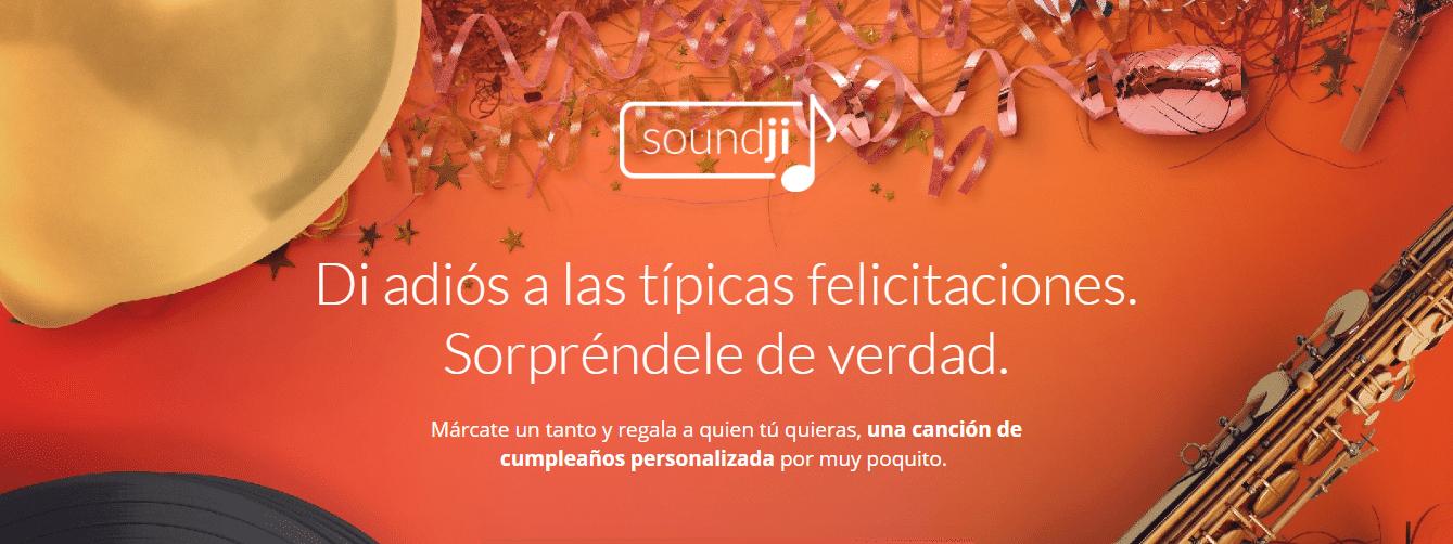 Web de Soundji