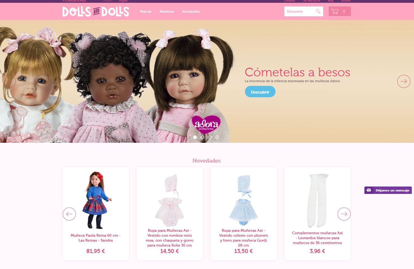 DollsAndDolls - tienda online