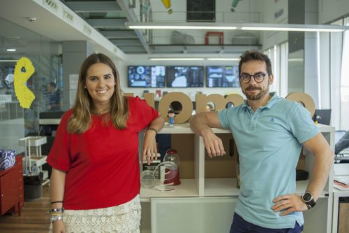 Paloma Mas, de cero a cien en el ecosistema startup