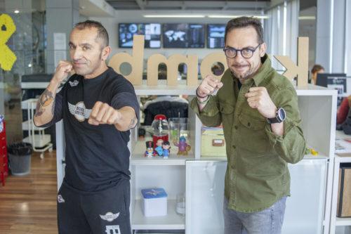 Charlie Miralles, de boxeador a emprendedor