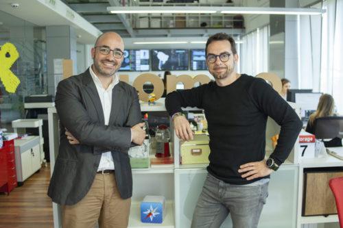 Raúl Mir, dayOne la banca más startup